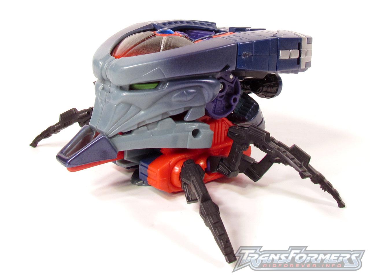 Megabolt Megatron 013