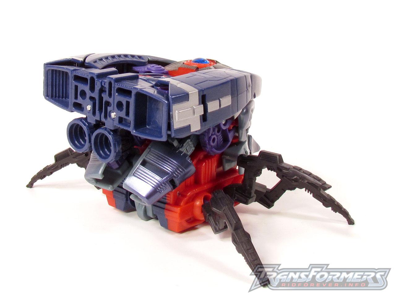 Megabolt Megatron 015
