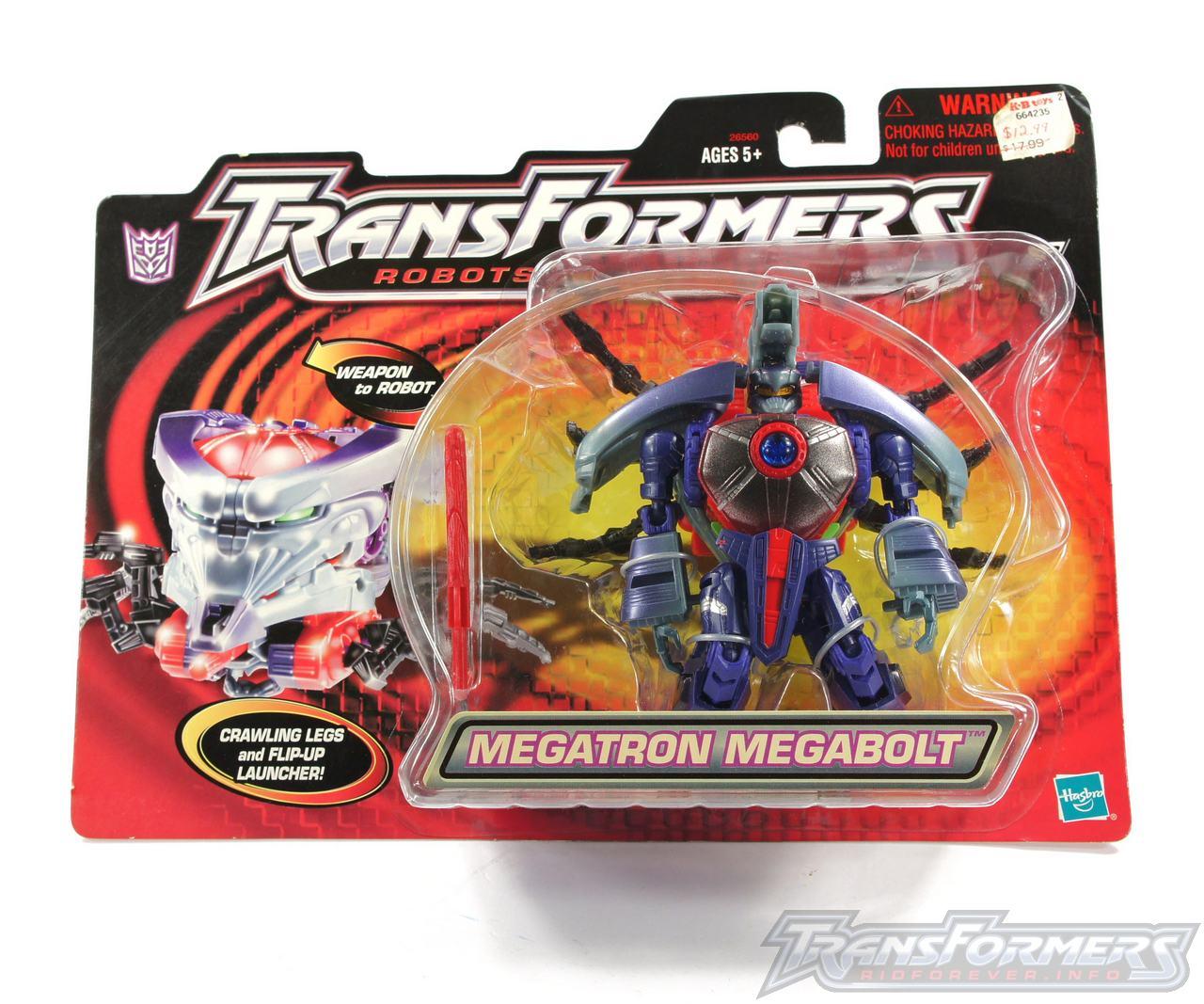 Megatron Megabolt