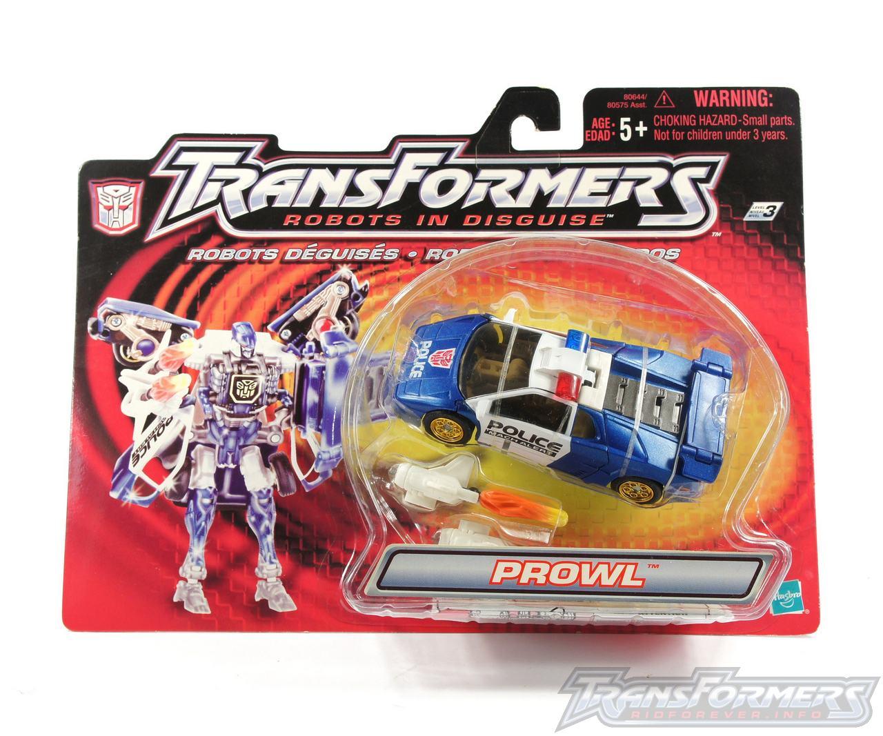 Prowl Super