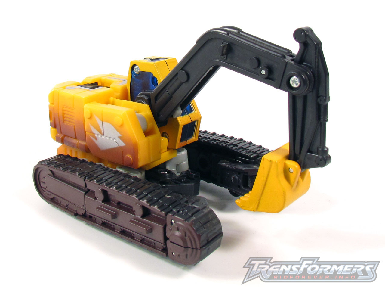 RID Grimlock Yellow 002