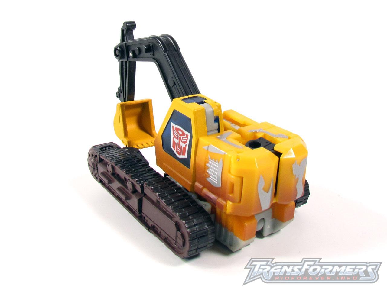 RID Grimlock Yellow 004