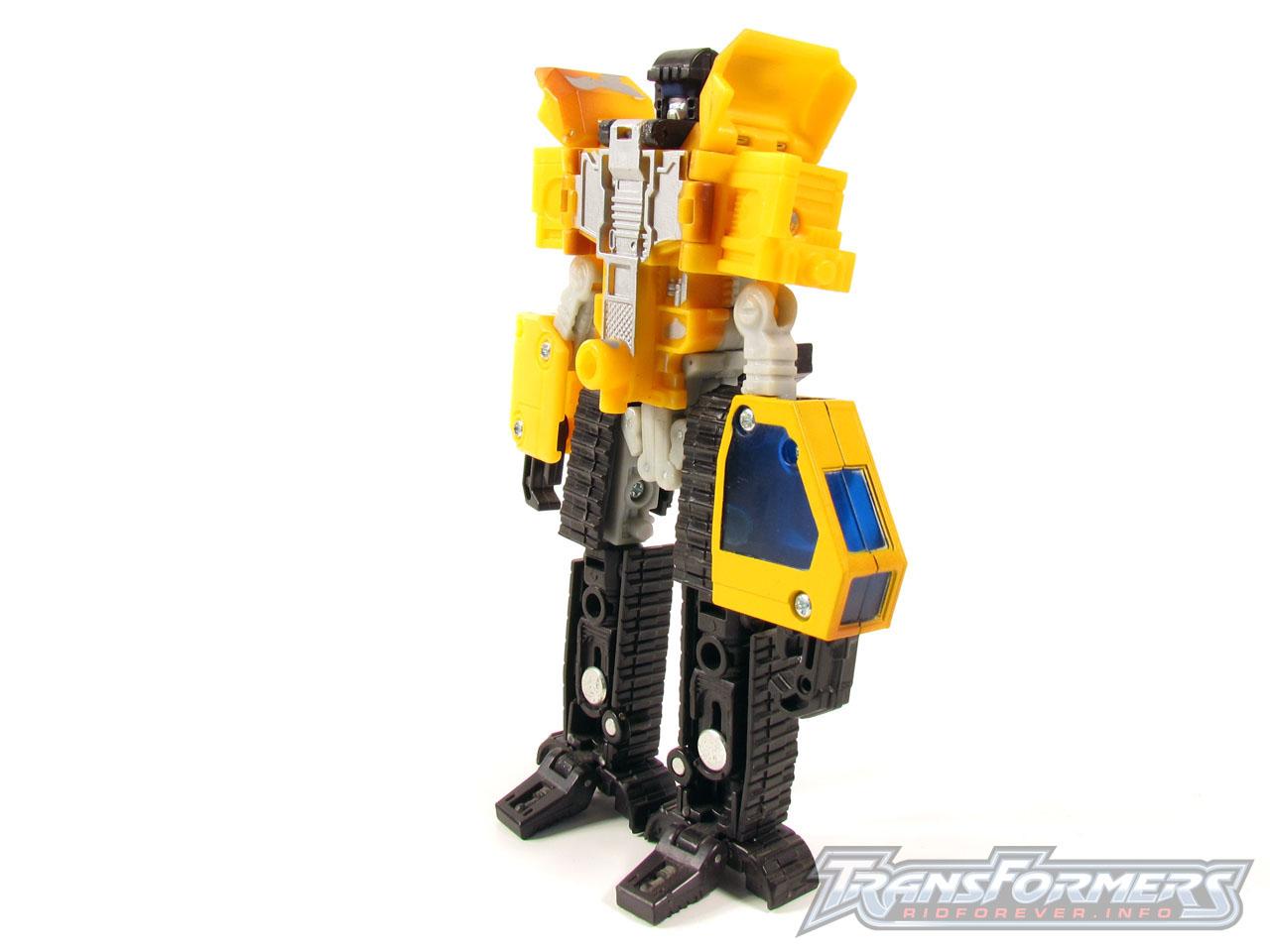 RID Grimlock Yellow 007