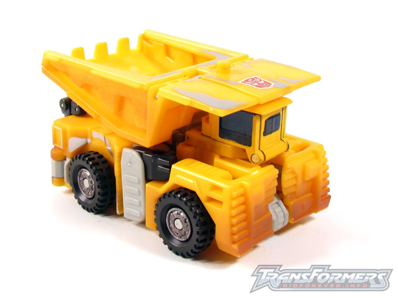RID Heavy Load Yellow 002