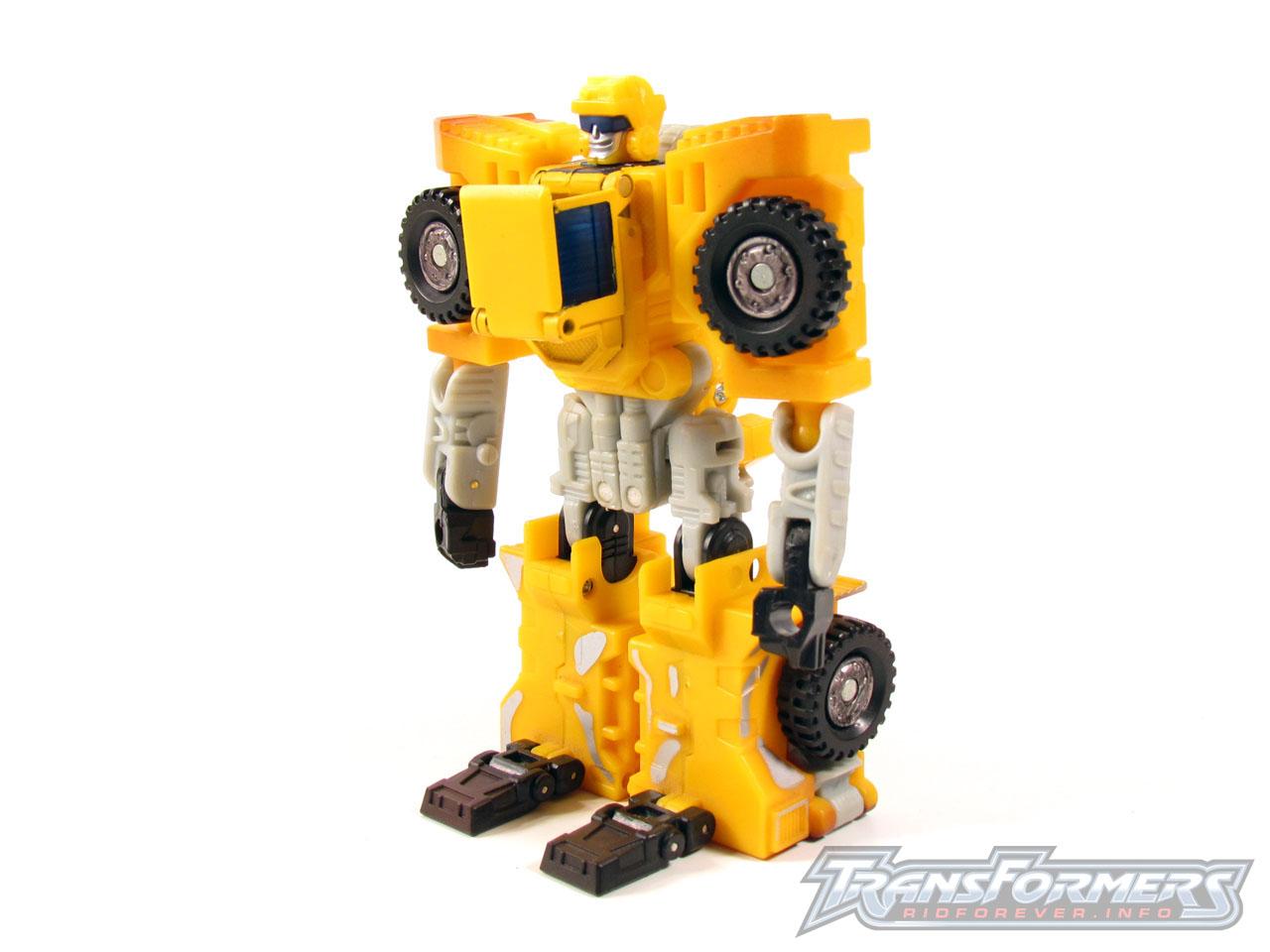 RID Heavy Load Yellow 006