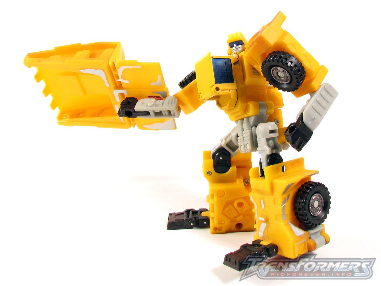 RID Heavy Load Yellow 009