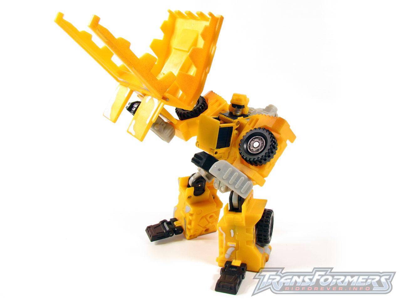 RID Heavy Load Yellow 010