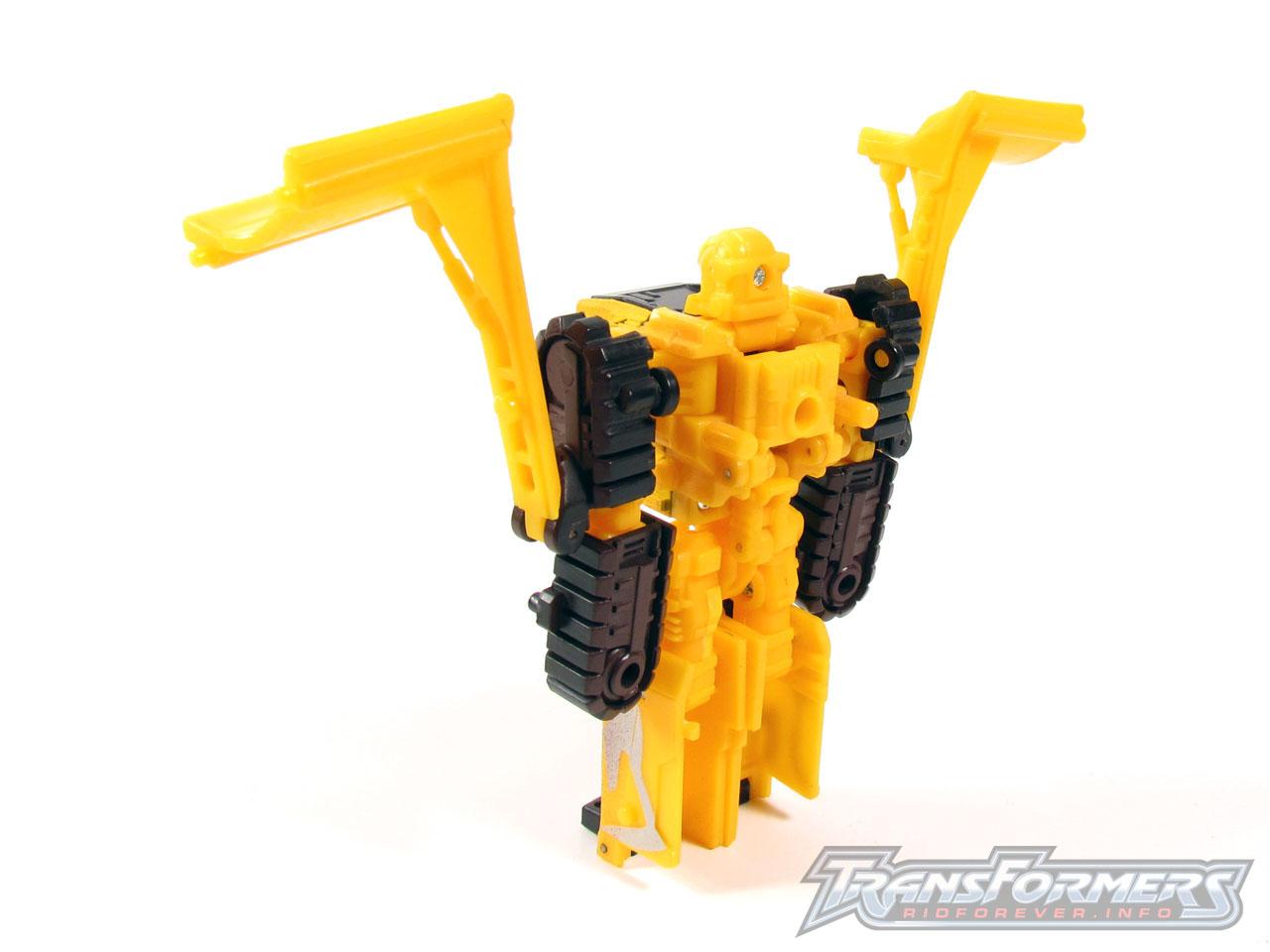 RID Wedge Yellow 008