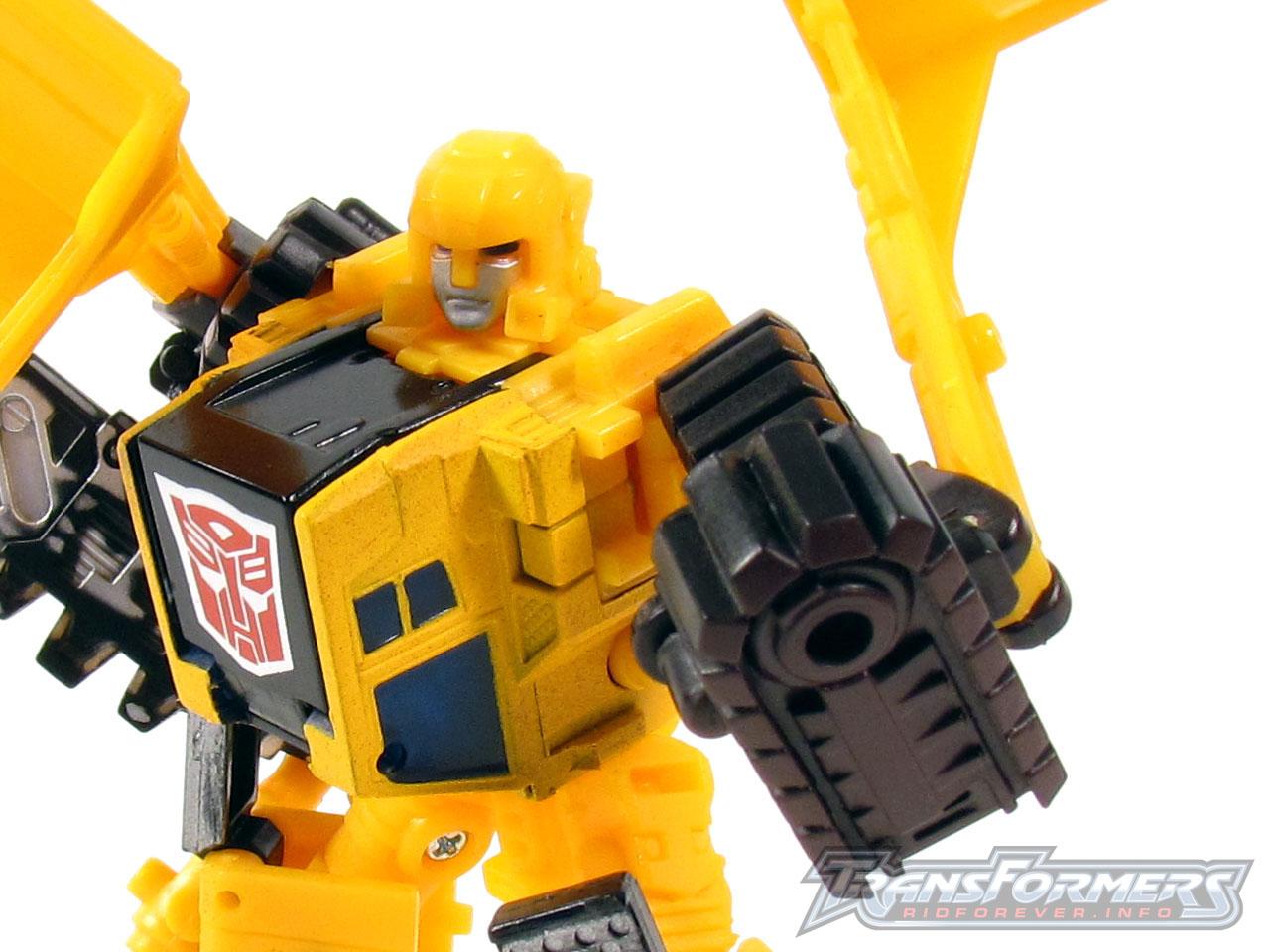 RID Wedge Yellow 012