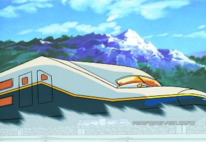 Railracer and Team Bullet Train 003