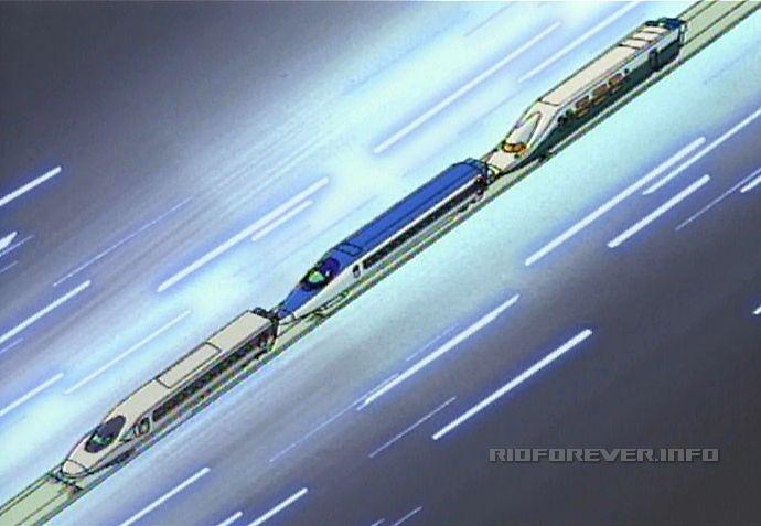 Railracer and Team Bullet Train 008
