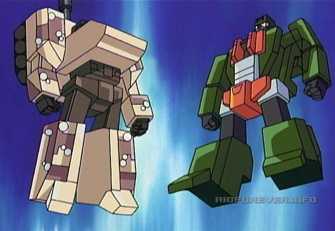 Ruination and Combaticons 091