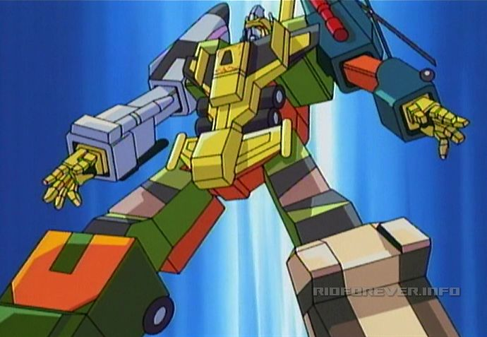 Ruination and Combaticons 126