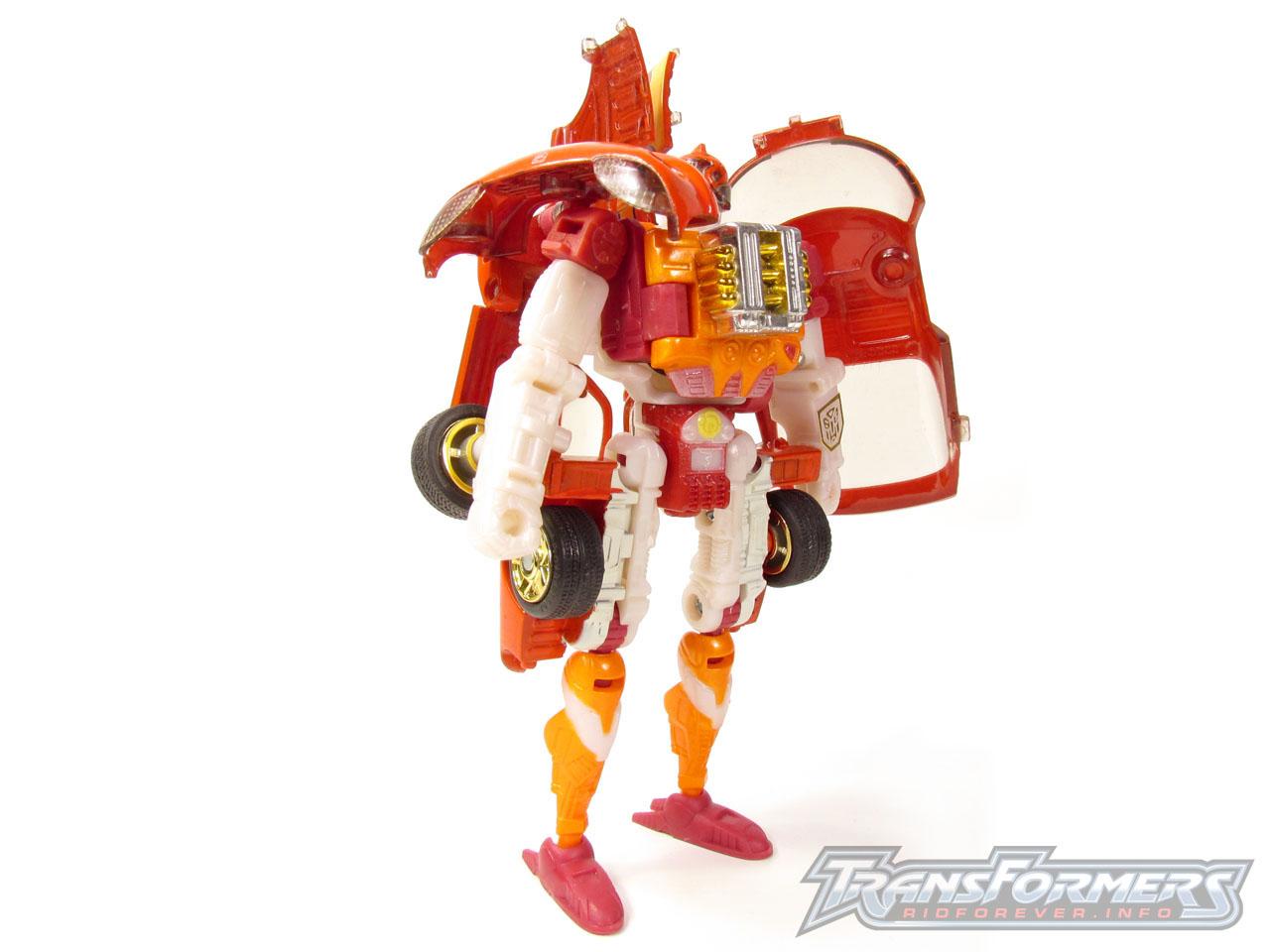 Sideburn Super 006