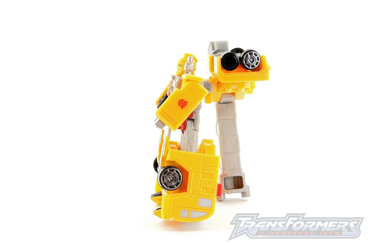 Spychanger Optimus Prime Universe 013