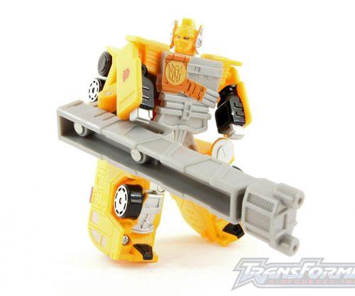 Spychanger Optimus Prime Universe 018