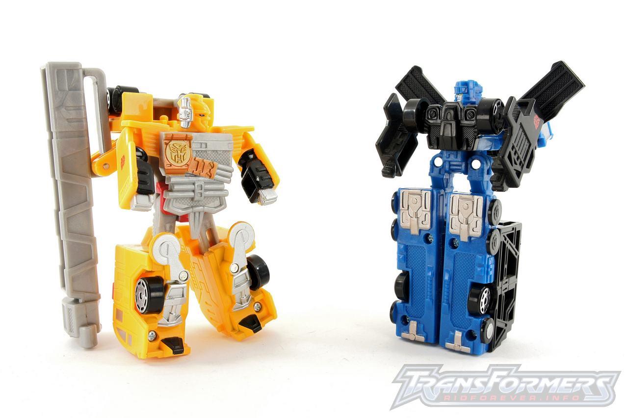 Spychanger Optimus Prime Universe 030
