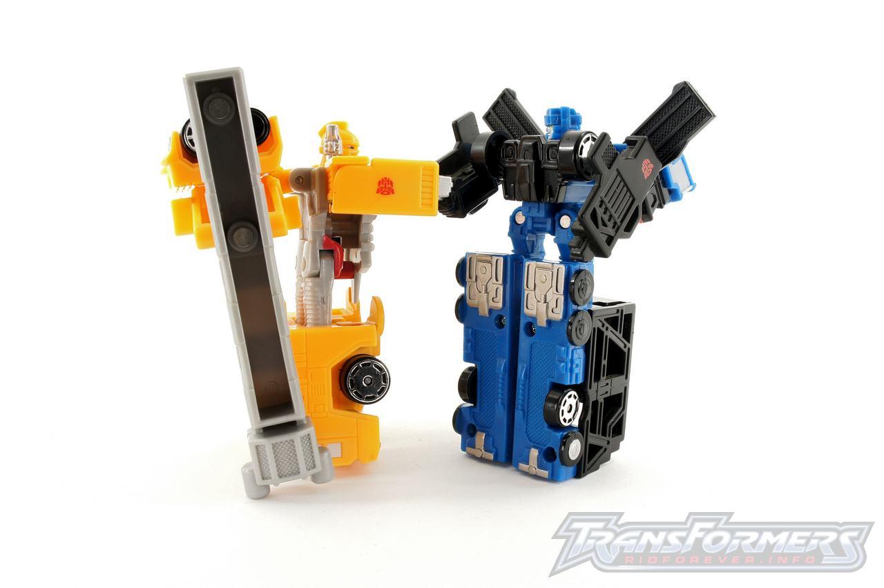 Spychanger Optimus Prime Universe 031