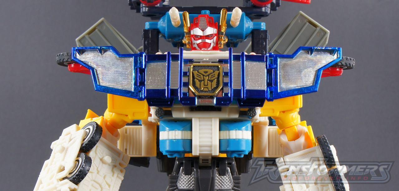 Universe Omega Prime 002