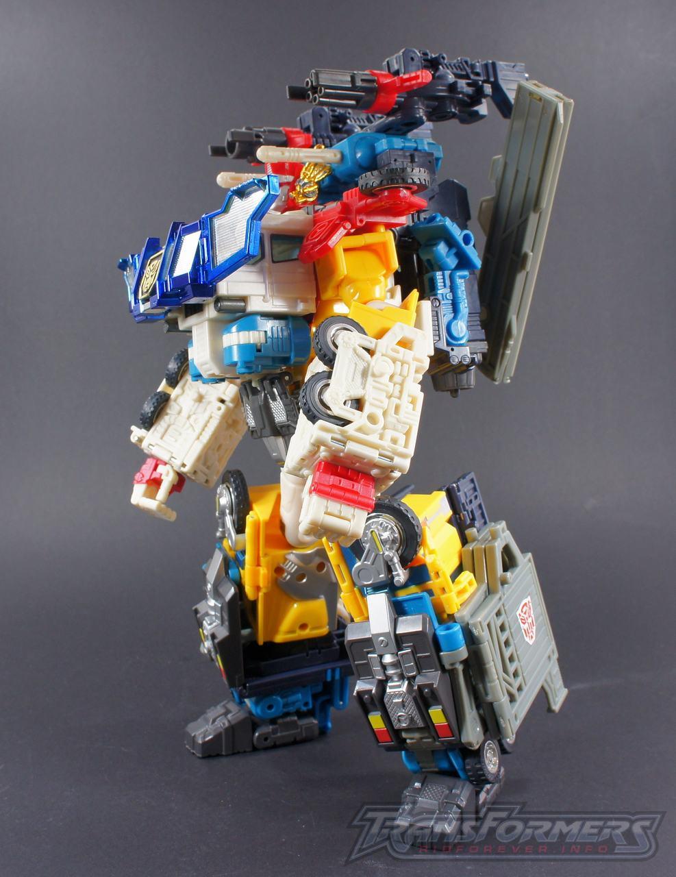 Universe Omega Prime 009