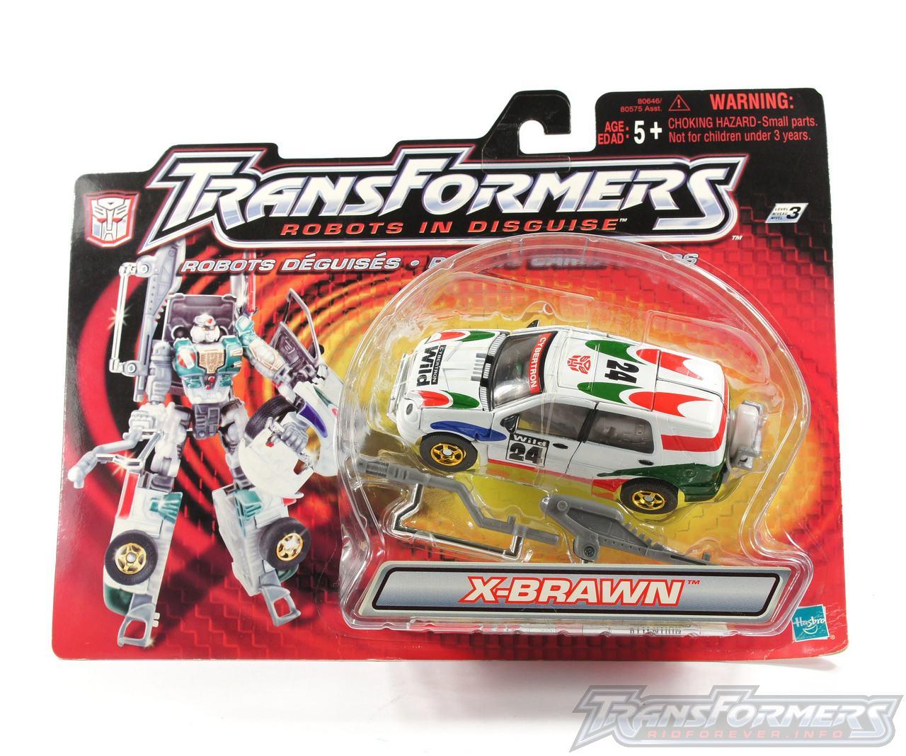 X-Brawn Super