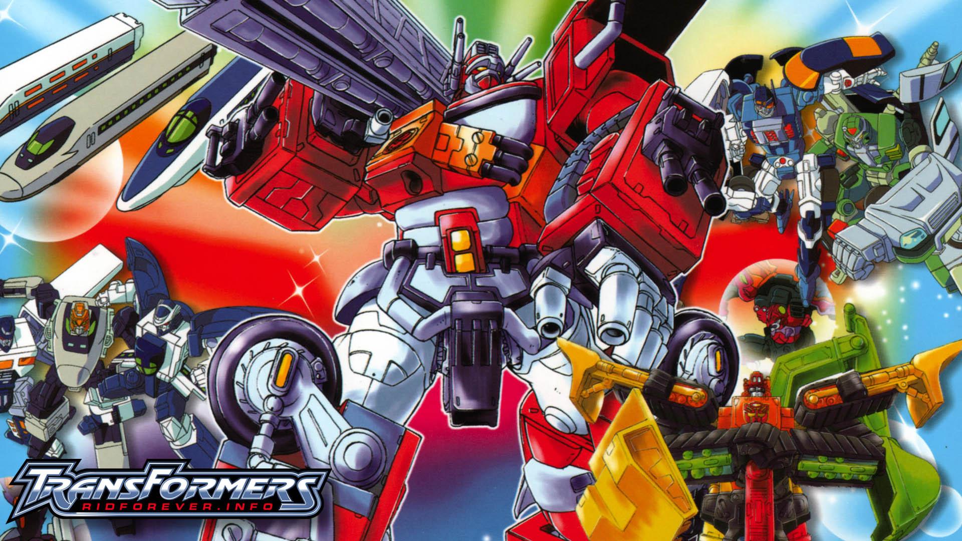 RID Autobots 1 HD
