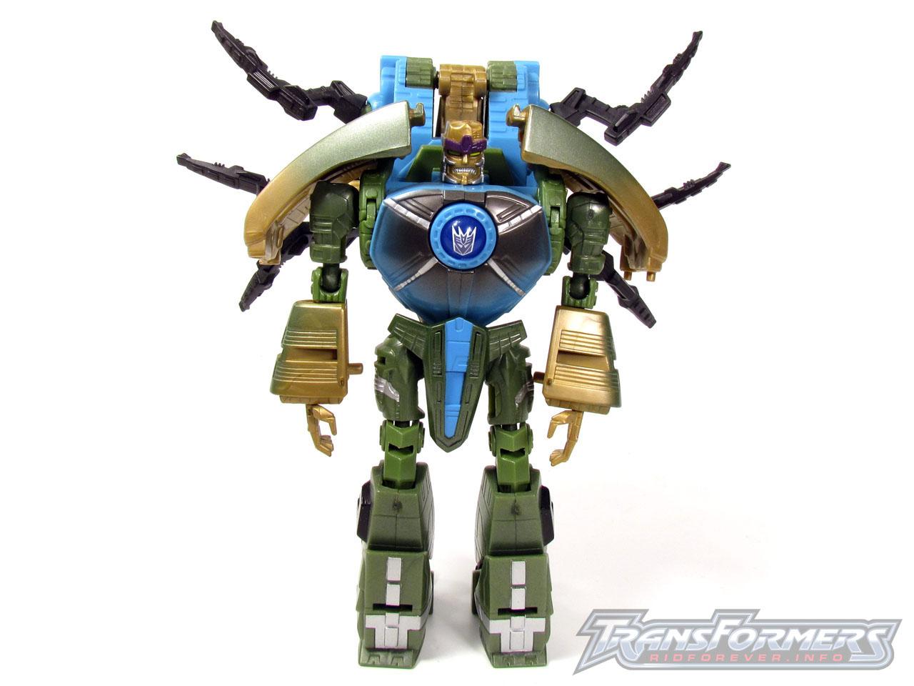 RID Megabolt Megatron Green 001