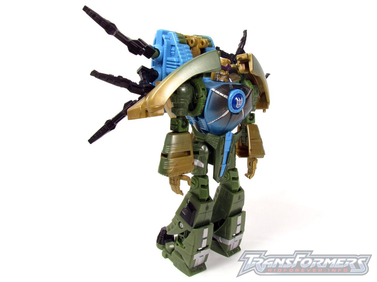 RID Megabolt Megatron Green 002