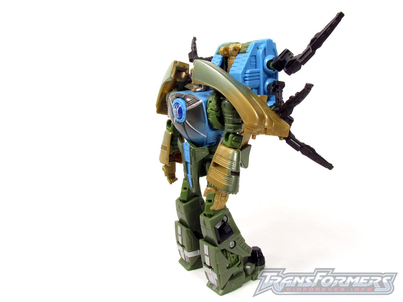 RID Megabolt Megatron Green 003