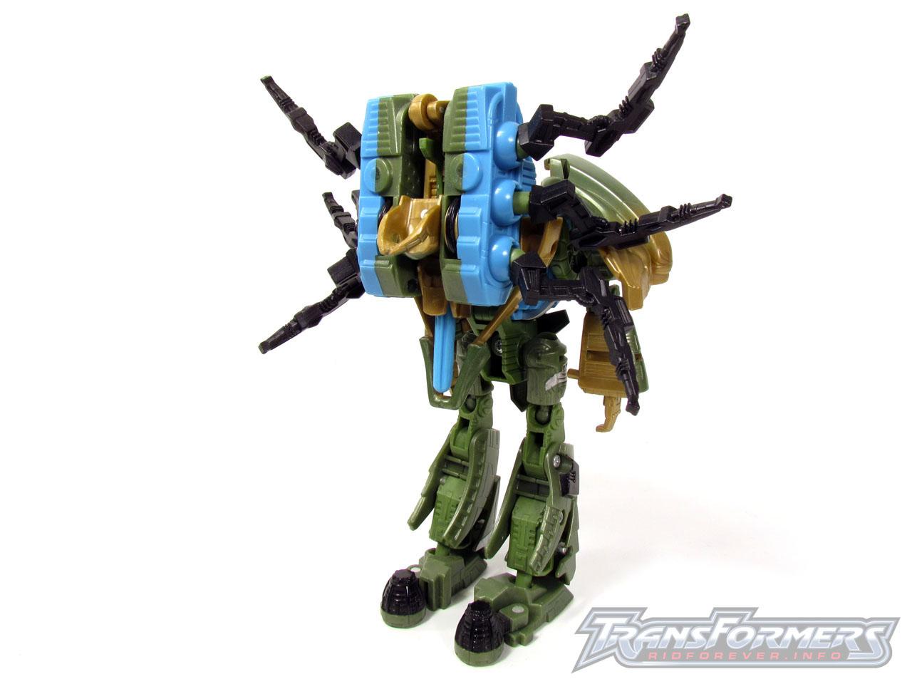 RID Megabolt Megatron Green 005