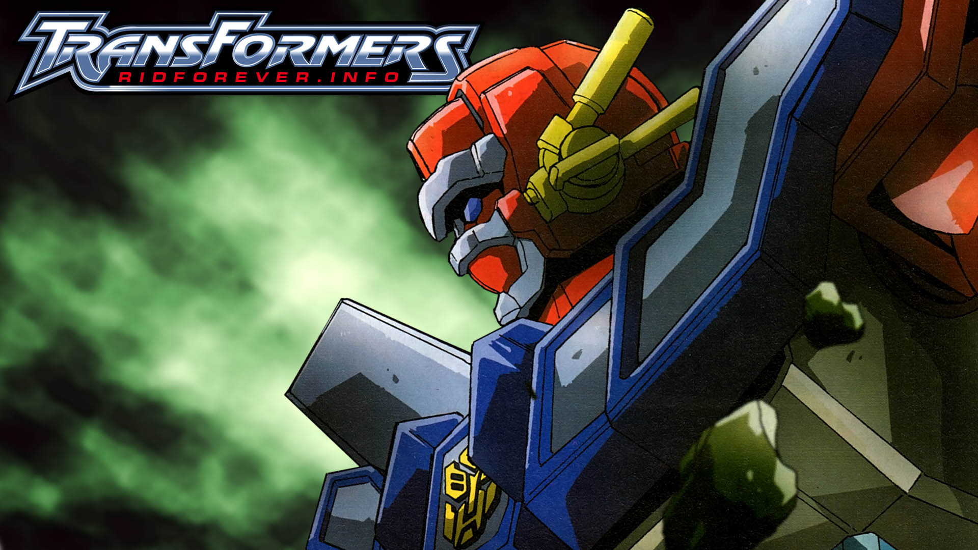 RID Omega Prime 4 HD