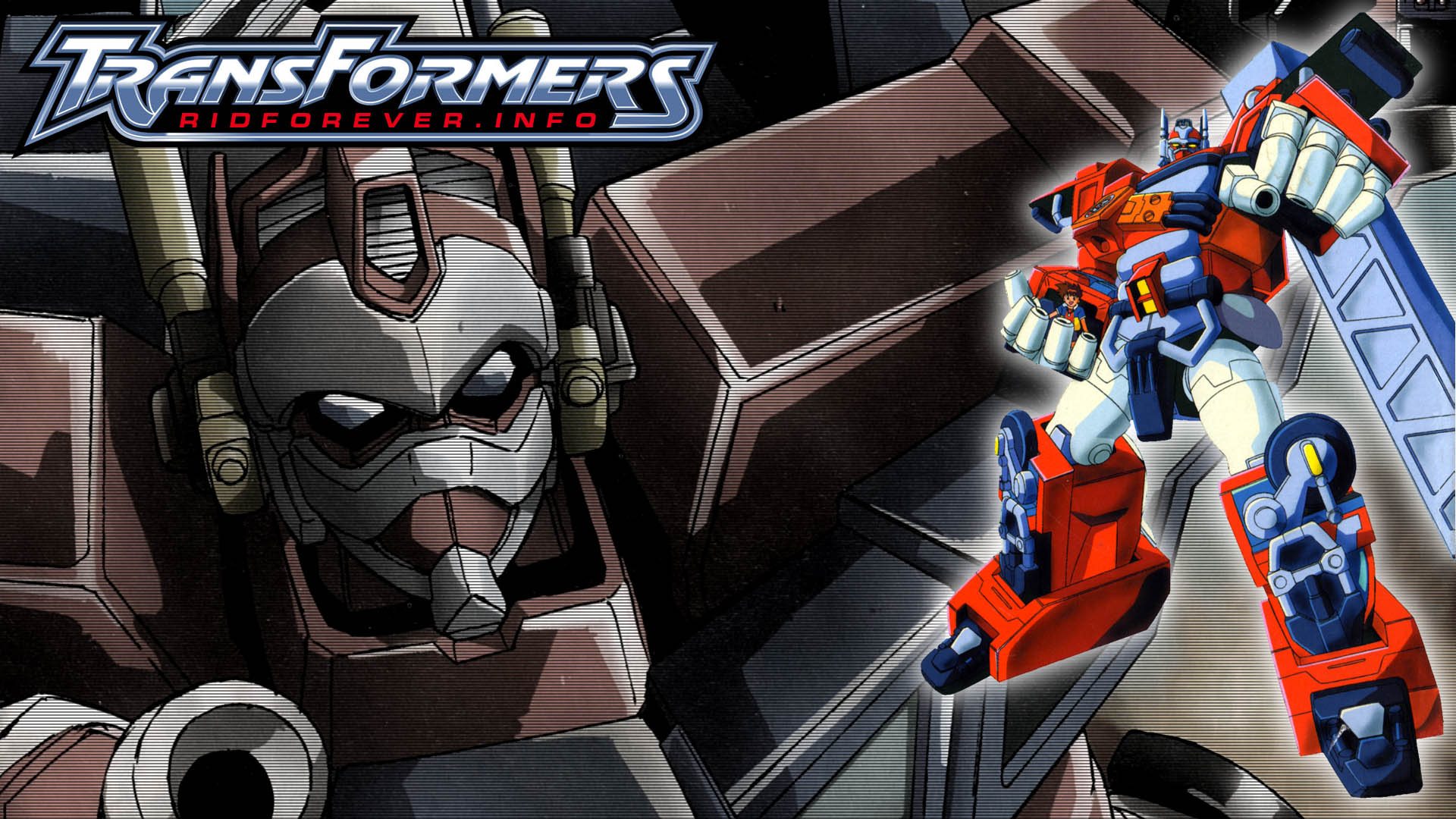 RID Optimus Prime 1 HD