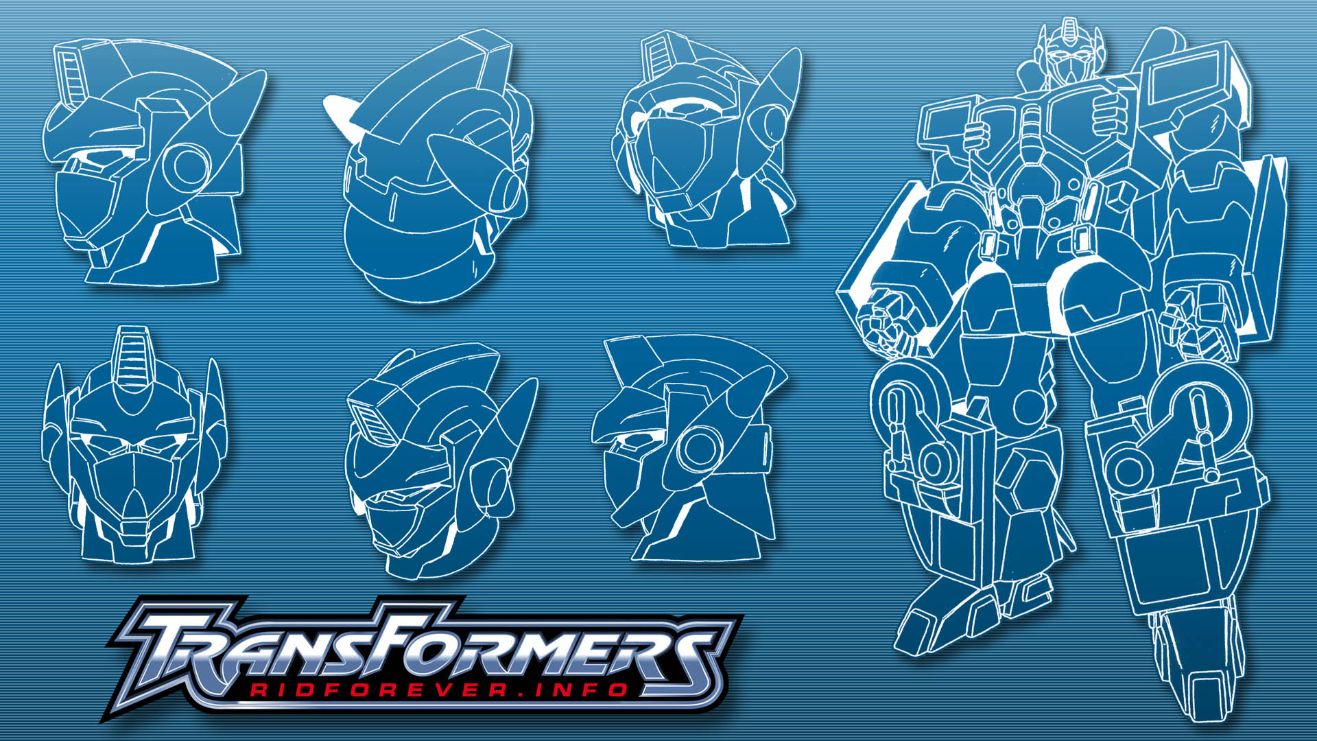RID Optimus Prime 2 HD