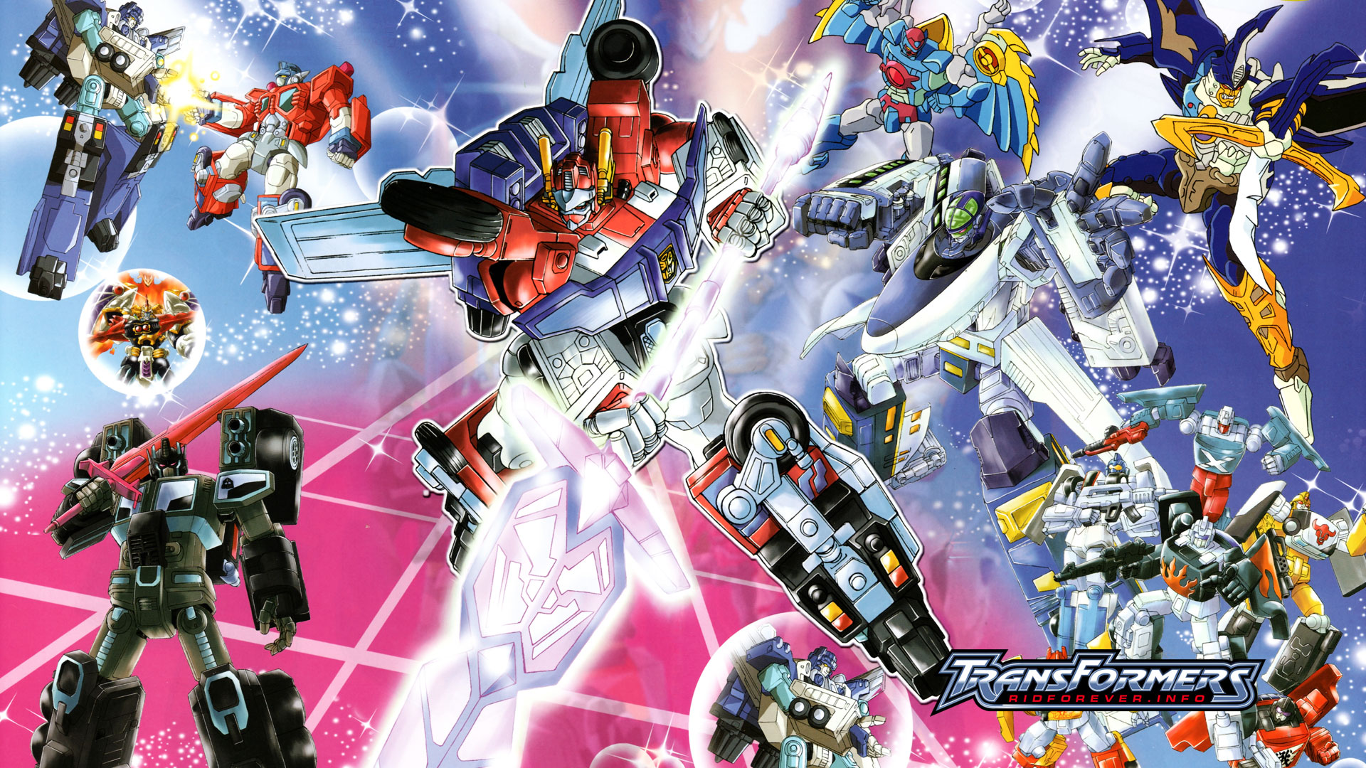 Robots In Disguise Quick Facts - RIDForever