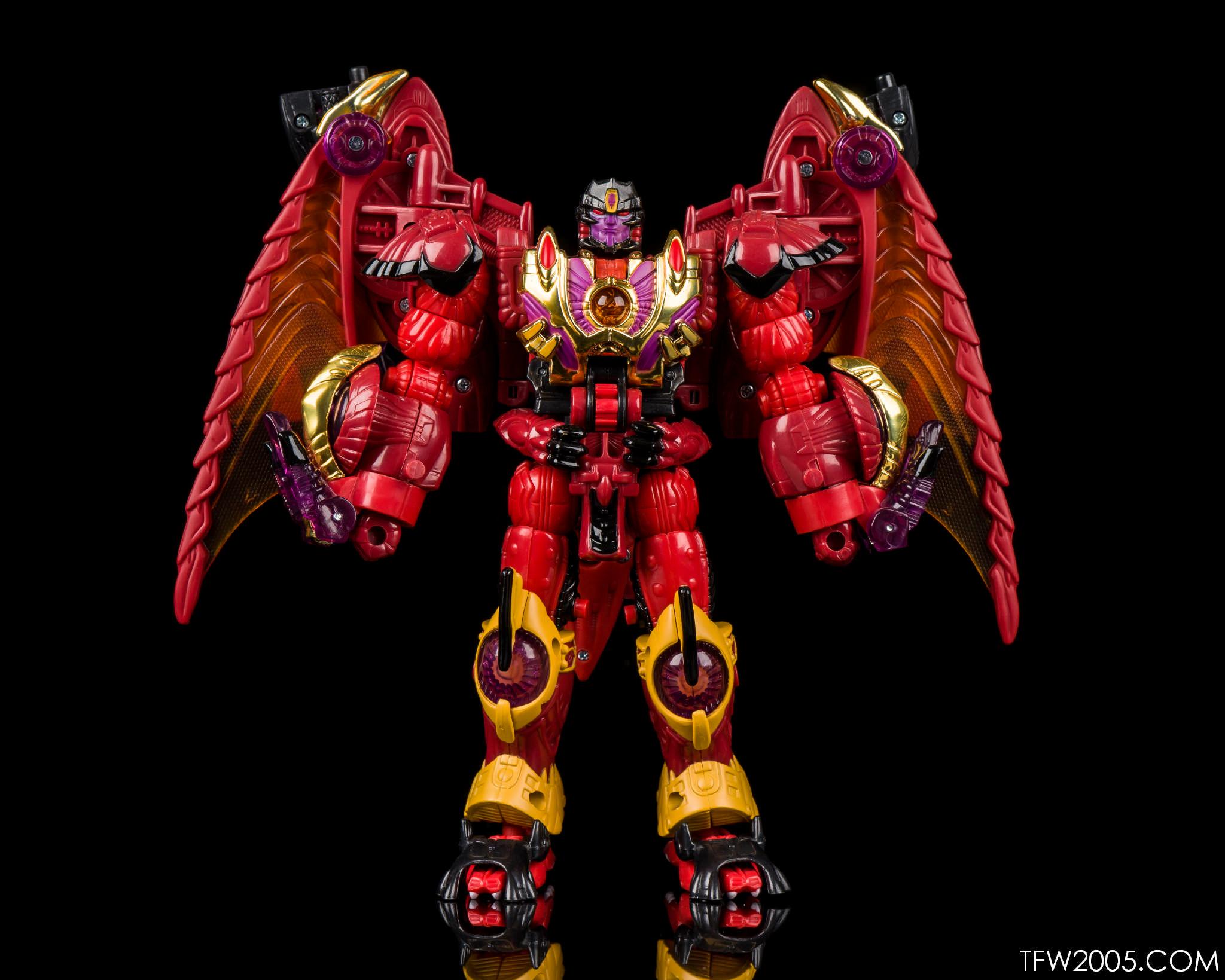 Botcon TM2 Megatron 01