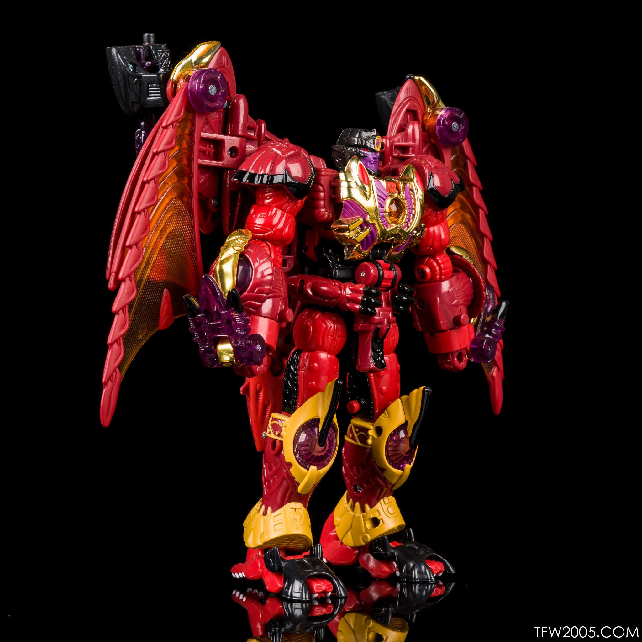 Botcon TM2 Megatron 02