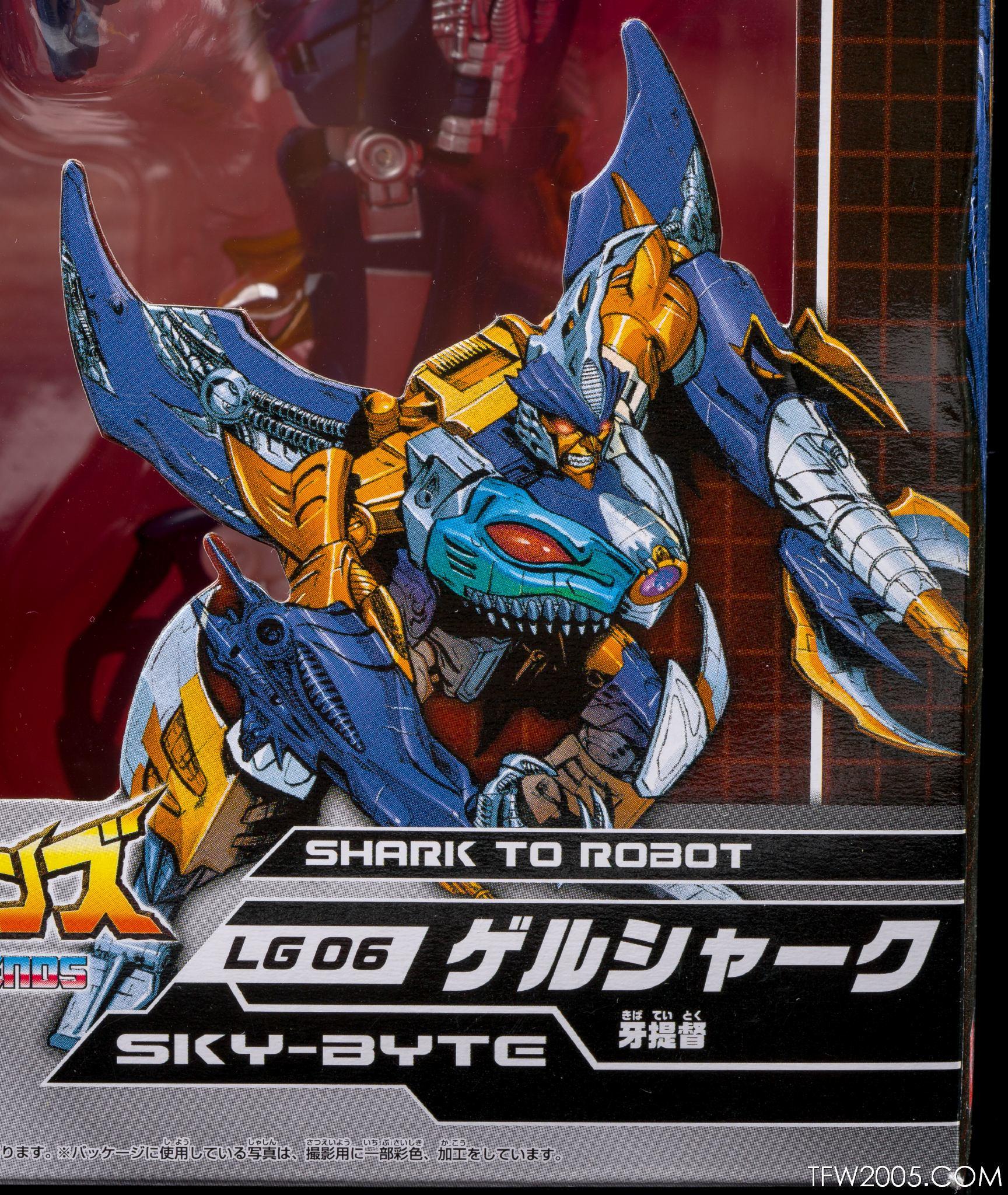 Takara Sky-Byte 52