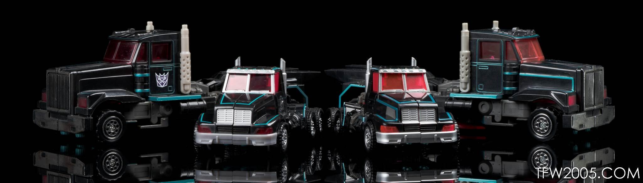Tokyo Black Convoy 18