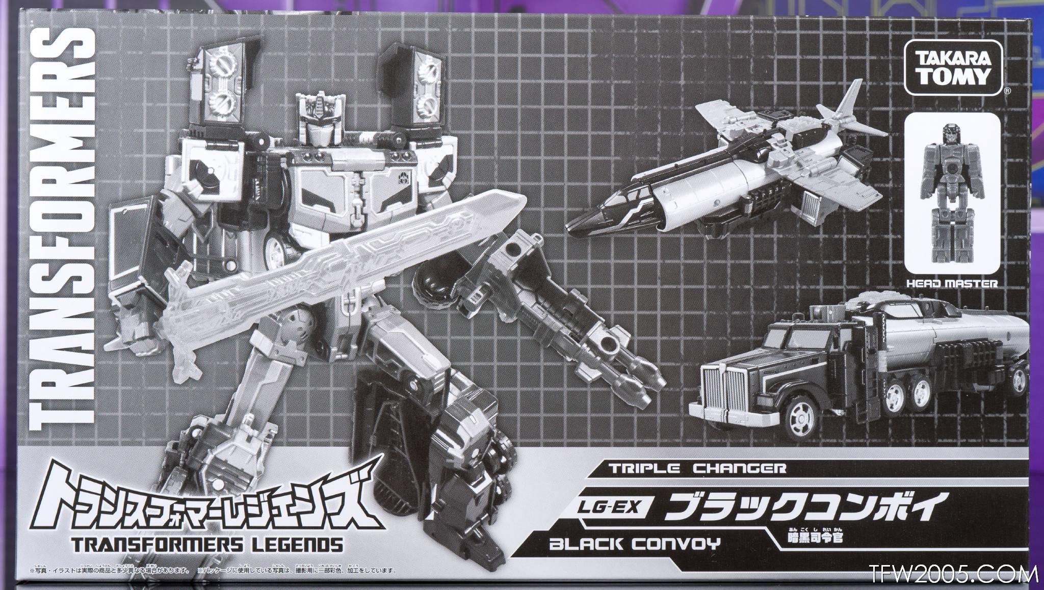 Tokyo Toy Show 2017 Black Convoy 001