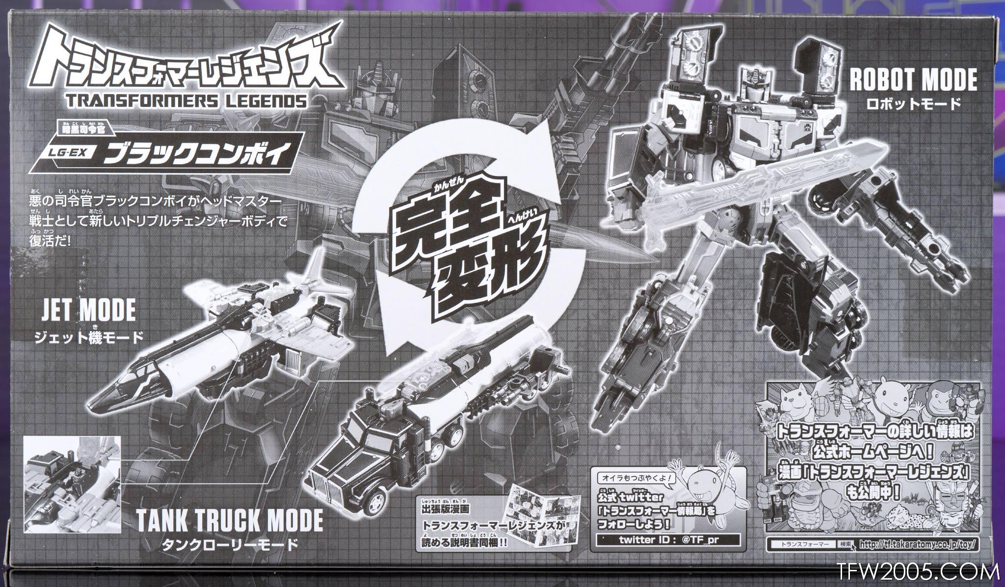 Tokyo Toy Show 2017 Black Convoy 002
