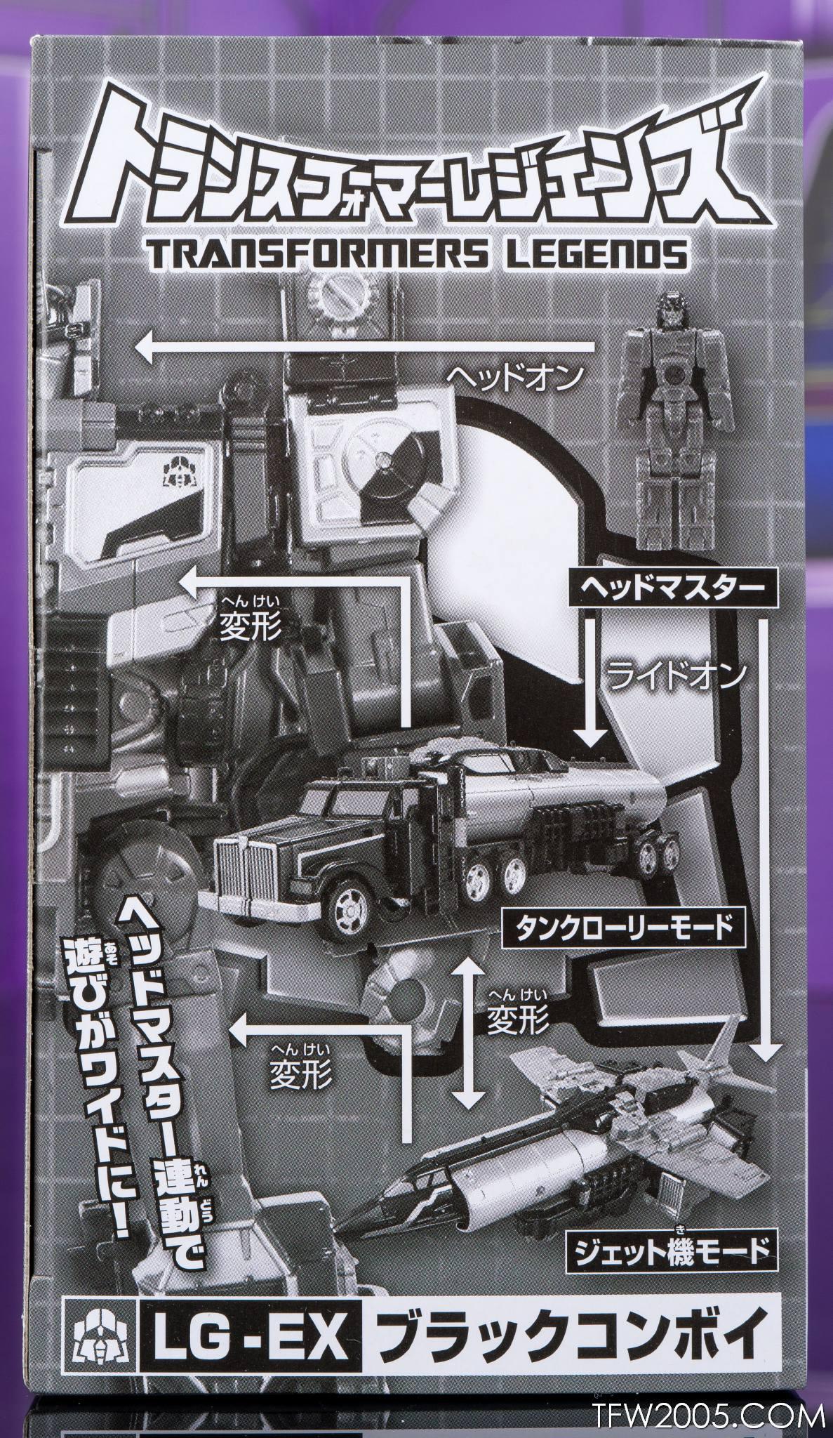 Tokyo Toy Show 2017 Black Convoy 004