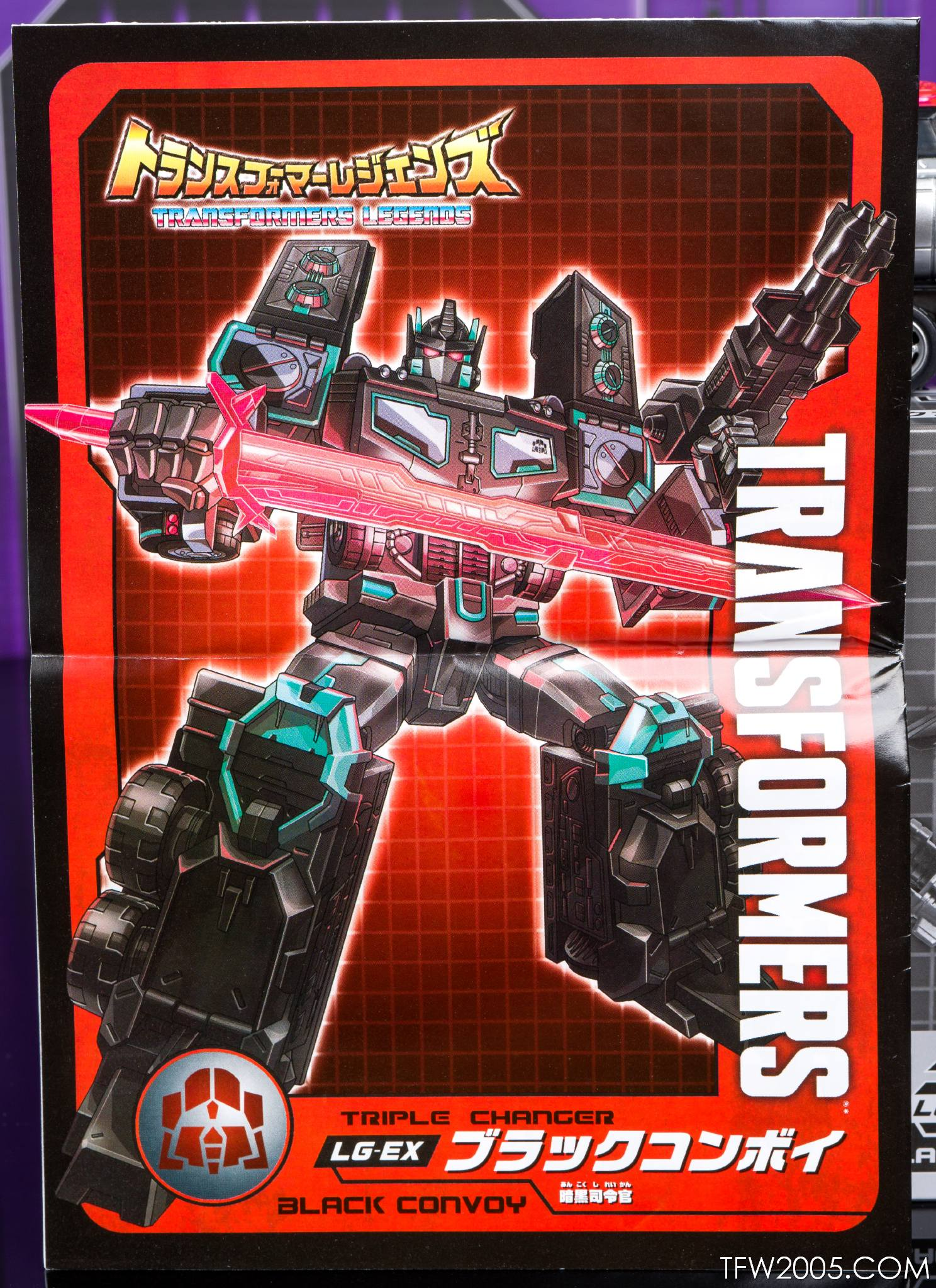 Tokyo Toy Show 2017 Black Convoy 008