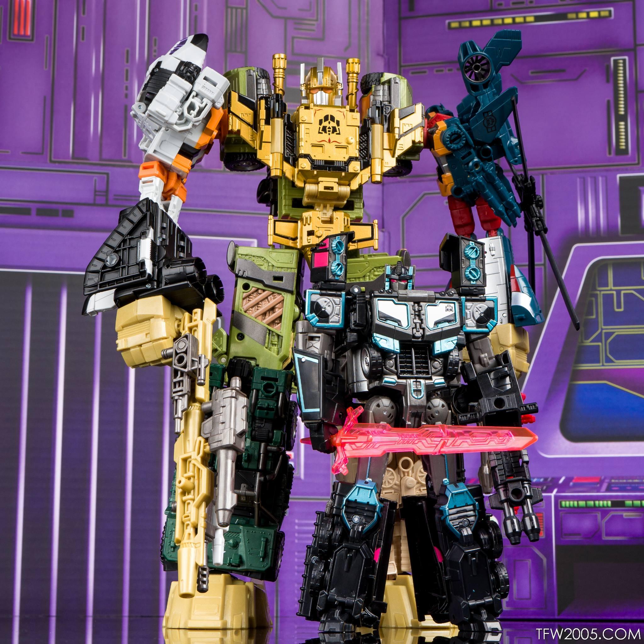Tokyo Toy Show 2017 Black Convoy 077