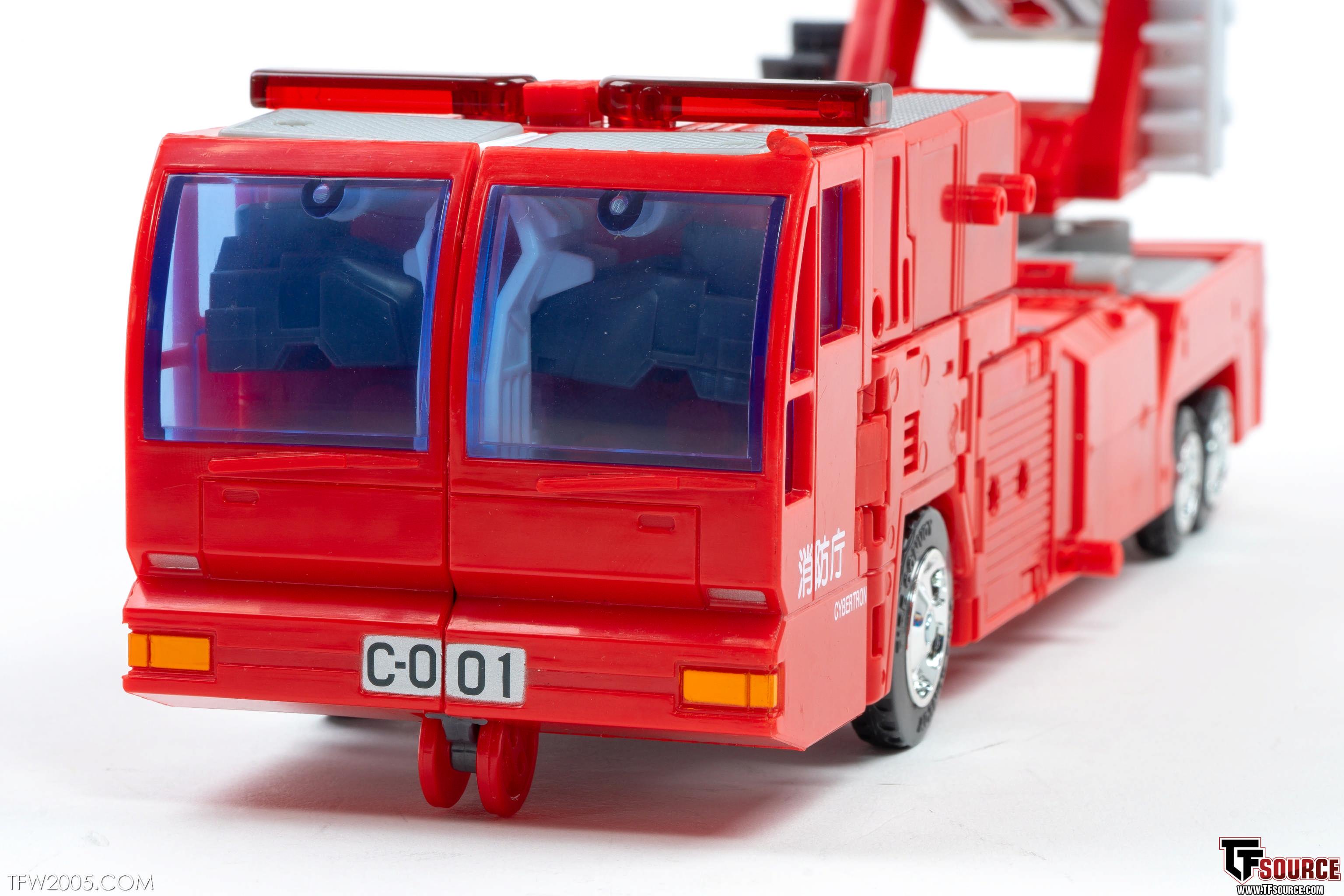 Encore God Fire Convoy 077