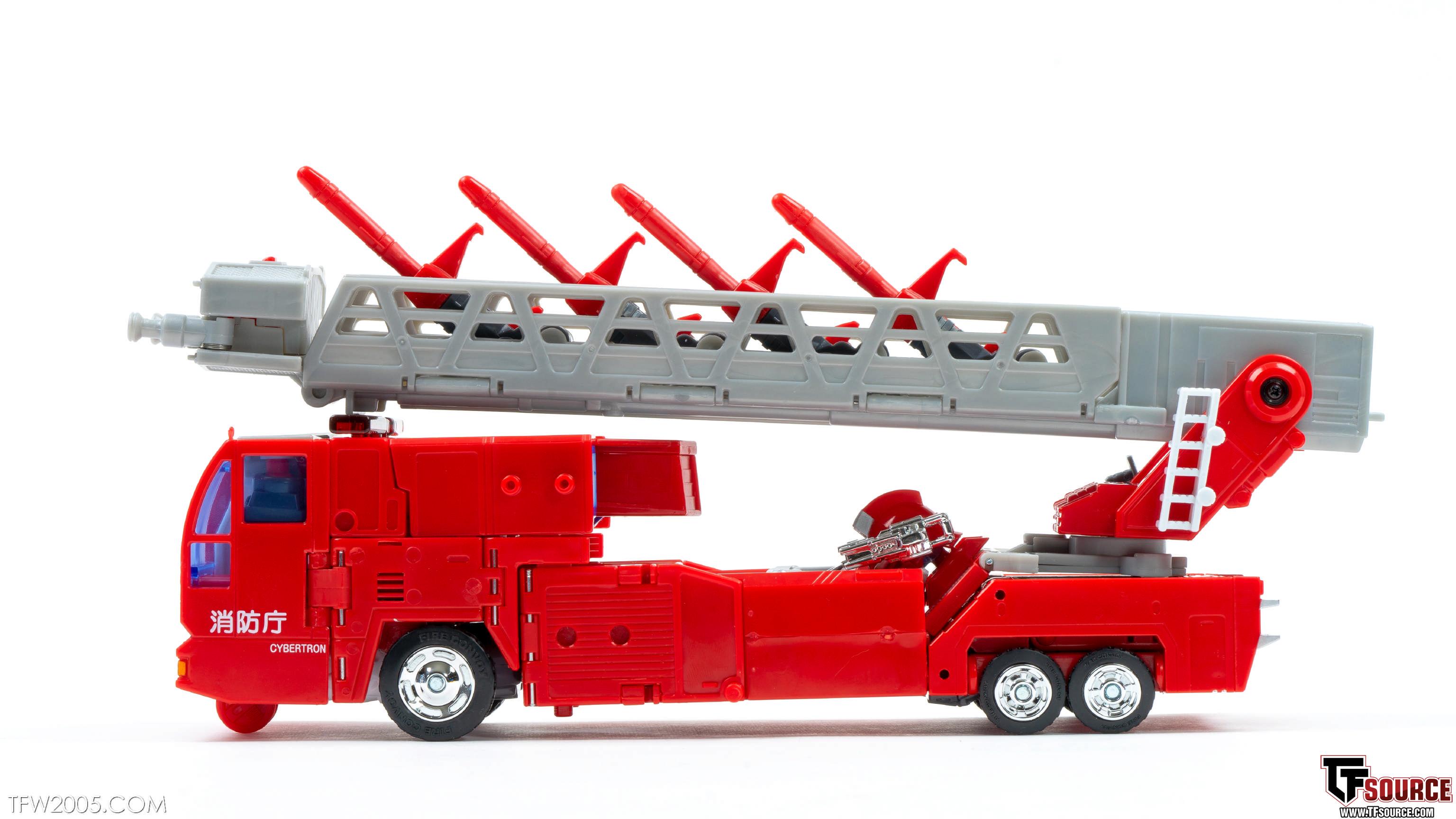 Encore God Fire Convoy 087