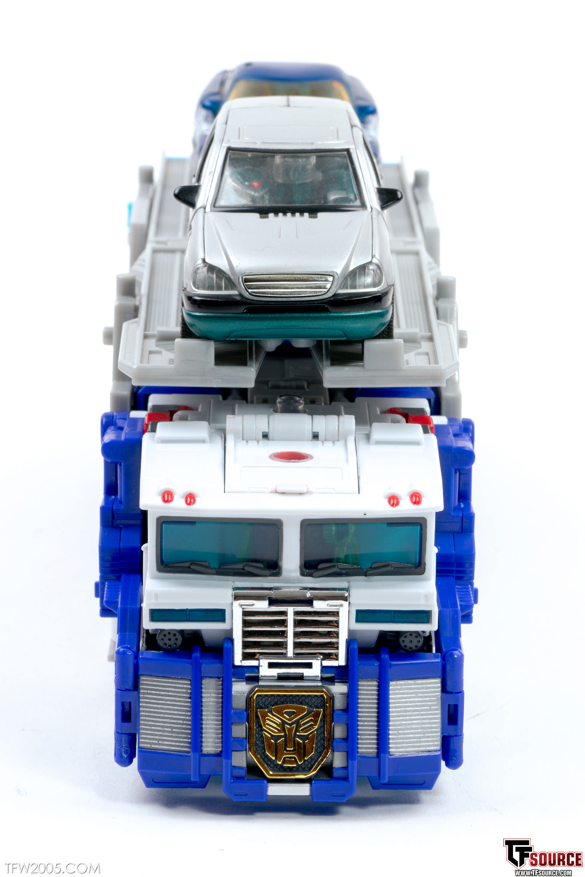 Encore God Fire Convoy 105