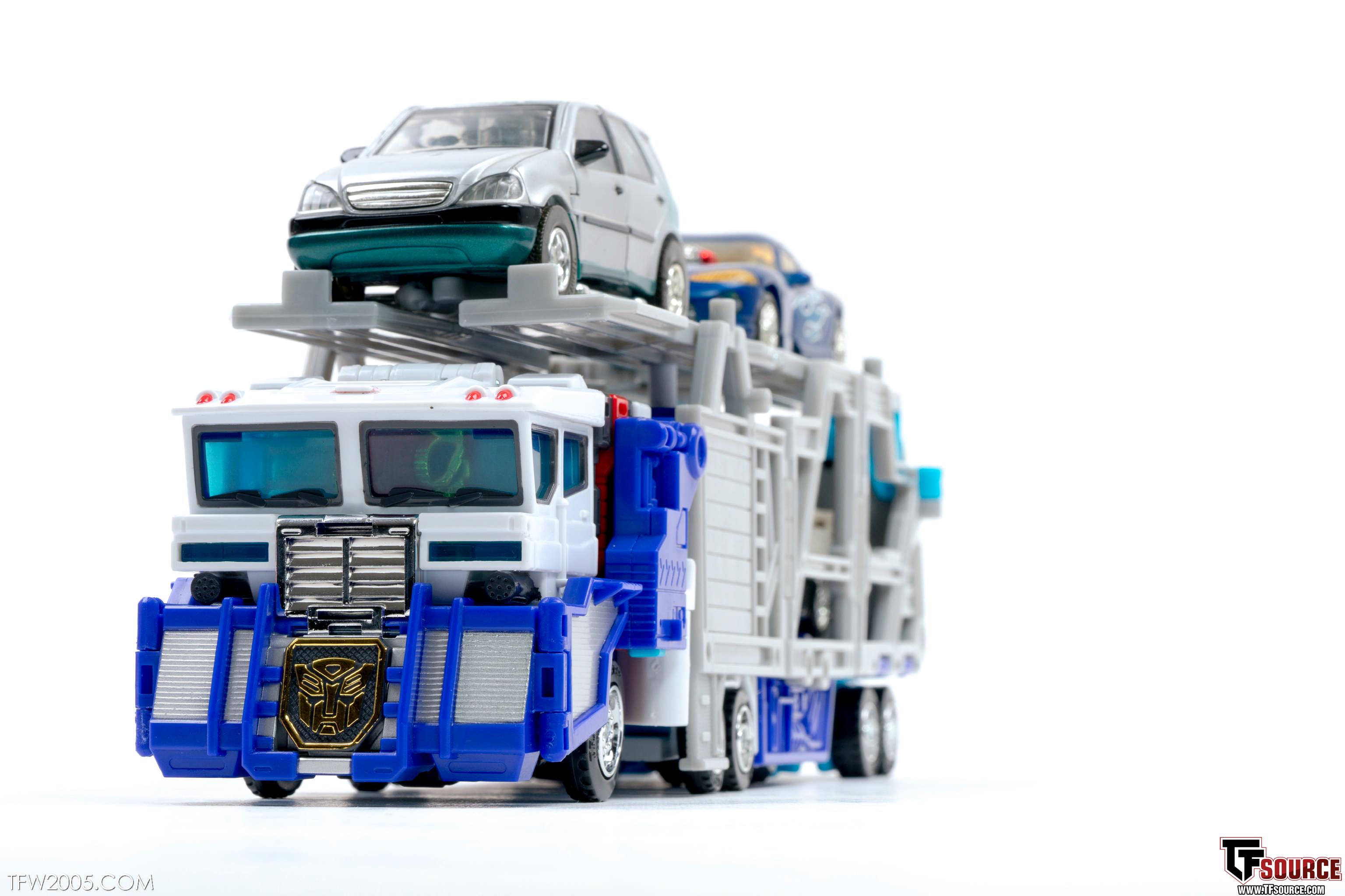 Encore God Fire Convoy 106