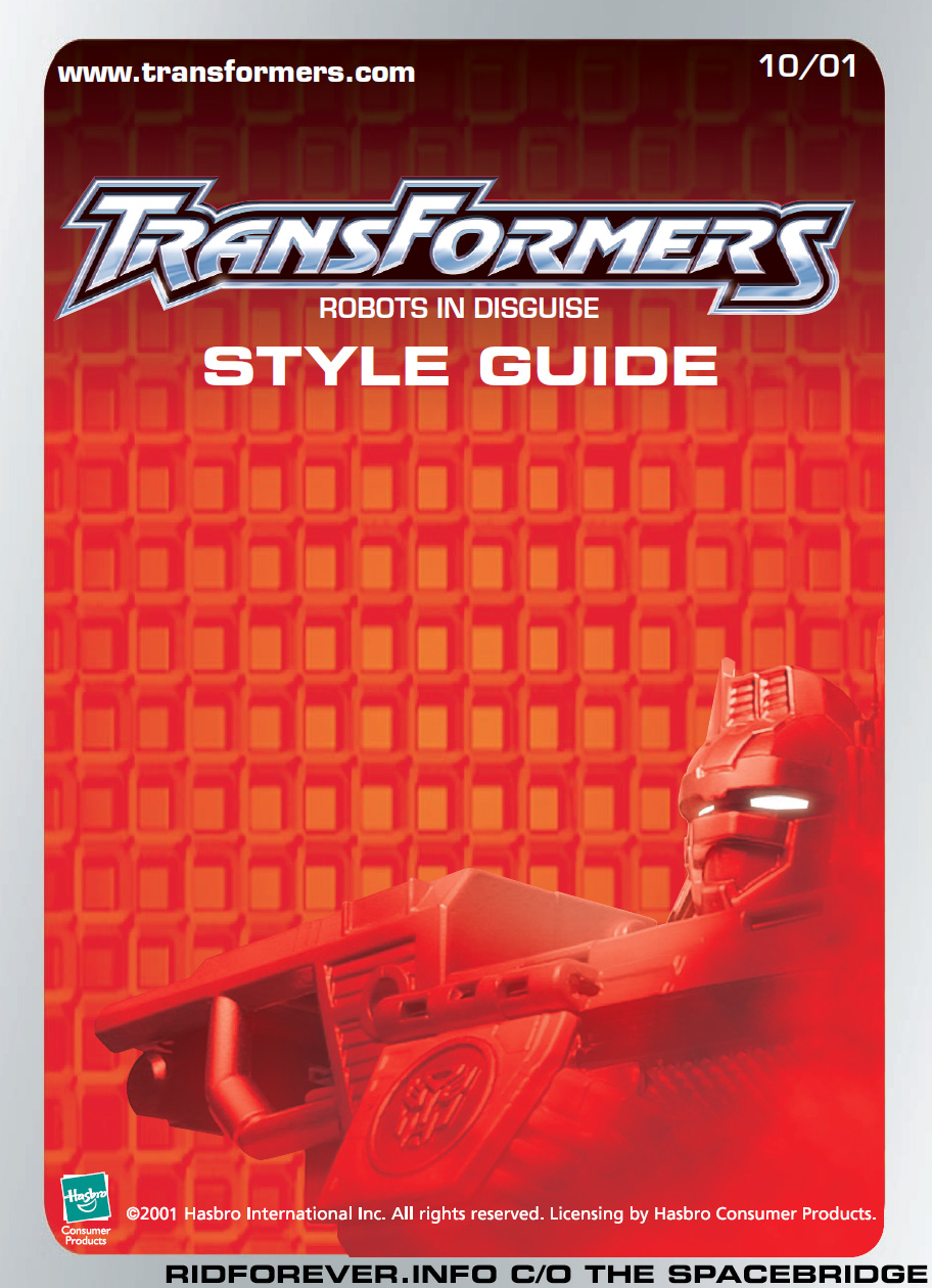 RID Style Guide 01